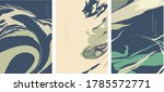 abstract background in oriental ...   Shutterstock .eps vector #1785572771