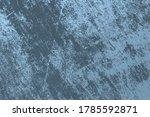 aging blue textured template.... | Shutterstock .eps vector #1785592871