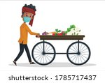 vector graphic illustration.... | Shutterstock .eps vector #1785717437