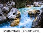 Famous Hoellental Canyon Near...