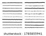 line underline vector hand... | Shutterstock .eps vector #1785855941