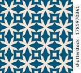 vector geometric seamless... | Shutterstock .eps vector #1785970361