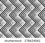 geometric stylish texture... | Shutterstock .eps vector #178624061