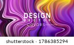 colorful abstract background... | Shutterstock .eps vector #1786385294