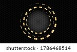 vector design of zoom glowing... | Shutterstock .eps vector #1786468514