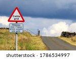 Cattle Grid Vehicels Over 7...