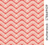 lace seamless pattern with...   Shutterstock . vector #178669439