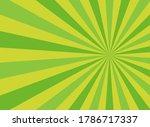 sunlight rays horizontal... | Shutterstock .eps vector #1786717337
