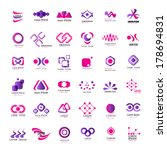 business icons set   isolated...   Shutterstock .eps vector #178694831