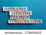 team  acronym  in business... | Shutterstock . vector #178695635