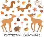 Illustration Icons Set Of...