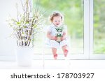 Beautiful Curly Toddler Girl I...