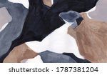 Minimalist Painting. Hand...