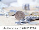 Quarter American Dollar Coins...