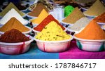Indian Spices Of Various Kinds...