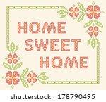 design elements for cross... | Shutterstock .eps vector #178790495
