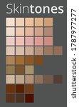 vector illustration of human... | Shutterstock .eps vector #1787977277