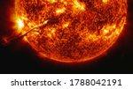 Solar Activity. Flash On The...