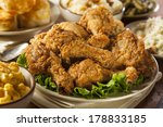 Homemade Southern Fried Chicke...