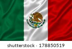 flag of mexico | Shutterstock . vector #178850519