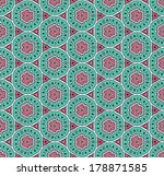 abstract vector background | Shutterstock .eps vector #178871585
