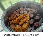 Pork Beef Dumpling And Japanes...