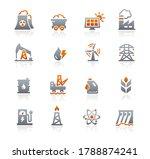 energy icons    graphite series | Shutterstock .eps vector #1788874241