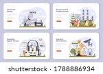 commercial services and... | Shutterstock .eps vector #1788886934