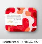 fruits bath cosmetics box.... | Shutterstock .eps vector #1788967427