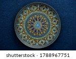 Decorative Ceramic Plate With...
