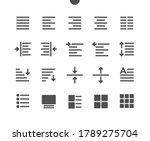 edit text v1 ui pixel perfect... | Shutterstock .eps vector #1789275704