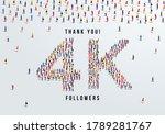 Thank You  4k Or Four Thousand...