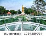 Chiang Khan Thailand 11 July...