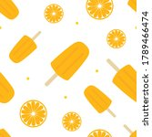 cute colorful summer vector...   Shutterstock .eps vector #1789466474