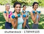 group portrait of confident... | Shutterstock . vector #178949105