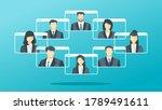 company business online... | Shutterstock .eps vector #1789491611