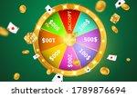 lucky wheel casino luxury vip... | Shutterstock .eps vector #1789876694