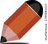 pencil vector illustration art...