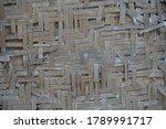 Woven Bamboo  Bambuseae  Walls...