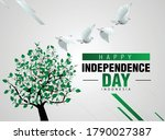 happy independence day pakistan ... | Shutterstock .eps vector #1790027387