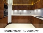 interior of kitchen | Shutterstock . vector #179006099