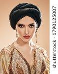 Oriental Beauty Woman. Portrait ...
