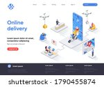 online delivery isometric...