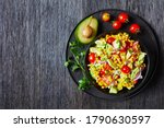 delicious sweet corn salad with ...