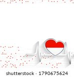 indonesia patriotic background. ...   Shutterstock .eps vector #1790675624