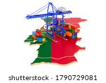 Freight Shipping In Portugal...