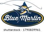 Blue Marlin Logo. Unique And...