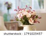 Rococo Rose Flower Arrangement...