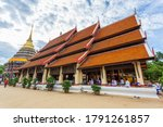 Thai Buddhists Wear White...