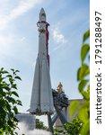 Vostok Rocket In The Vdnkh Par...